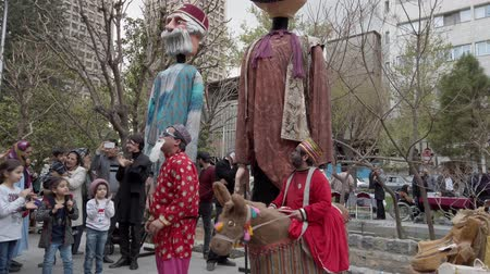 acteur : Tehran, Iran - 2019-04-03 - Street Fair Entertainment 7 - Children Skit 4.