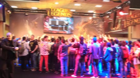 evento social : Bucarest, el 10 de mayo, East European Comic Con, League Of Legends etapa