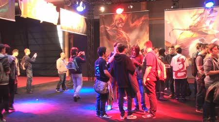 cômico : Bucharest, May The 10th, East European Comic Con, League Of Legends Stage