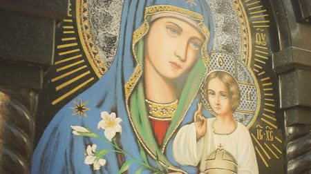 iconography : Icon of the Mother of God