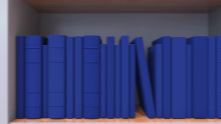knihkupectví : Spines of books compose flag of Russia. Russian Literature, culture or science