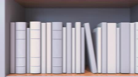 книжный шкаф : Many spines of the books form the Dutch flag. Education or science in Netherlands