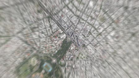 montevideo : Montevideo Uruguay seen from space to street level. It can easily be used for tourism marketing videos, business marketing videos or professional presentation videos.
