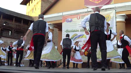 Opening of the festival Polesie Summer with Folklore Lutsk Ukraine 22.08.2018.