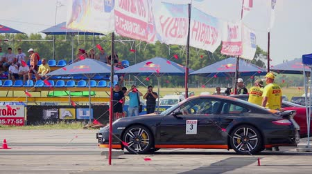 motorsports : Drag Stock Footage