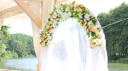 row : Wedding decoration