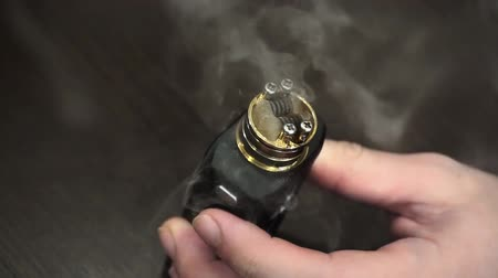vape hot steam
