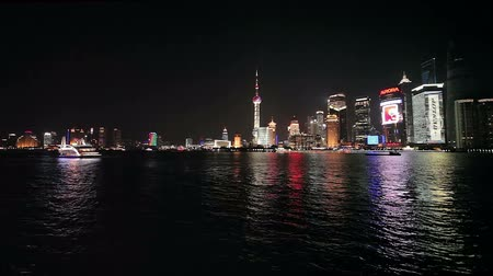 barulhento : Waitan embankment of Shanghai