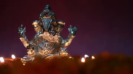 ganesha : Ganesh Chaturthi message with ganesha idol