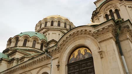 nevsky : Cathedral church of Alexander Nevsky in Sofia, sightseeing tour to Bulgaria