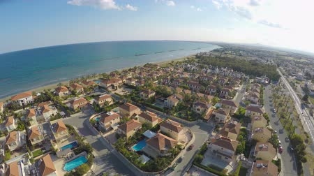 ciprus : Mediterranean cottage town available for rent, luxury apartments in Larnaca