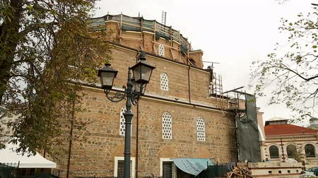bashi : Reconstruction of Banya Bashi Mosque in Sofia, preservation of cultural sight