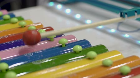 holzhammer : Automated xylophone music play, robotics among children toys.
