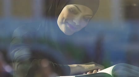 diploma : Happy Muslimah reading book, accessible education for islamic women, equal right