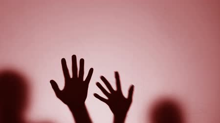 damp : Horrifying human shadows, dying fire victims, hell ghosts, darkness mystery