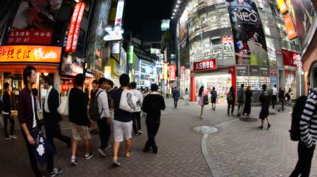 eatery : Famous City of Shubuya - Tokyo Japan