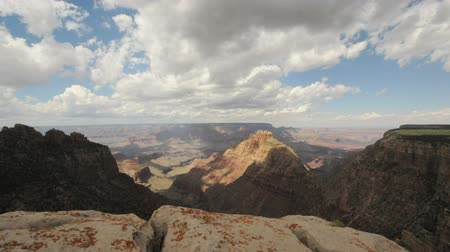 shadows : Clouds over the Grand Canyon