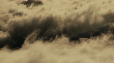 nuvens : Above the Clouds - Time Lapse