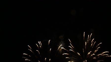четверть : Time Lapse of Fireworks