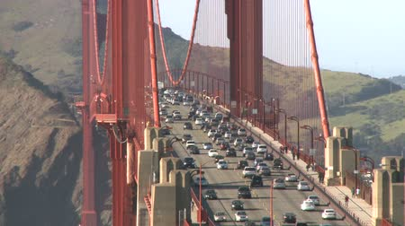 gates : Golden Gate Bridge Traffic