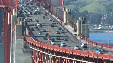 goldene : Golden Gate Bridge Traffic