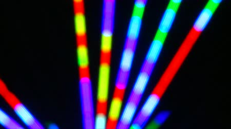light : Colorful Neon Lights Clip