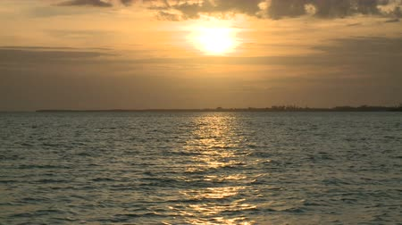 occidente : Tramonto su Key West