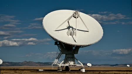 nouvelle technologie : Very Large Array - laps de temps