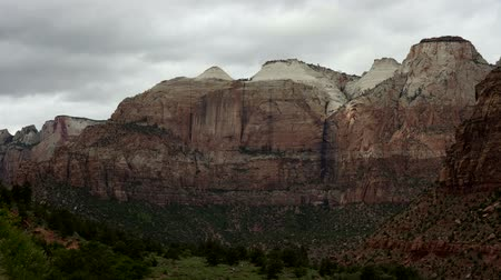 chmura : Zion National Park - Time Lapse