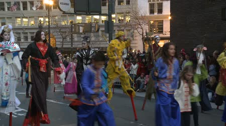 lucky charm : Chinese New Years Parade - San Francisco