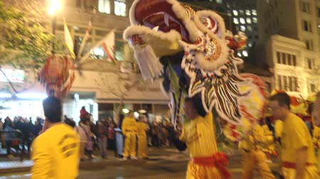 парад : Chinese New Years Parade - San Francisco
