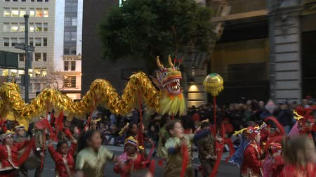 desfile : Chinese New Years Parade - San Francisco