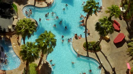 abbronzante : Vegas Pool People - Time lapse