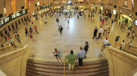 marmer : Grand Central Station Fisheye Lens