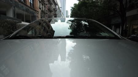 kierowca : Driving in NYC Traffic Time Lapse Wideo