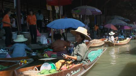 овощи : Floating Market in Thailand