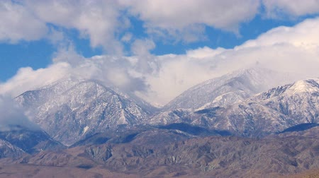 cold desert : Scenic from Palm Springs California