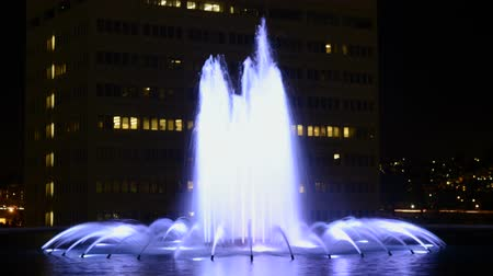 utilidade : Fountain in Downtown Los Angeles