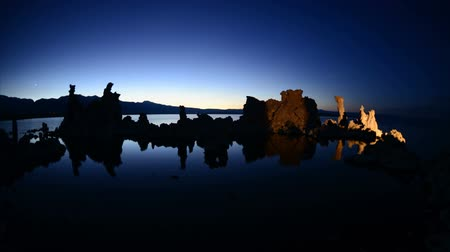 sea monkeys : Tufa Tower on Mono Lake
