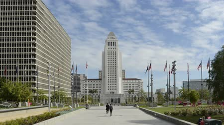 cannette : City Hall Downtown Los Angeles