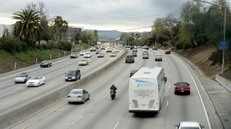 marmeláda : Heavy Traffic on the 101 Freeway Los Angeles Dostupné videozáznamy