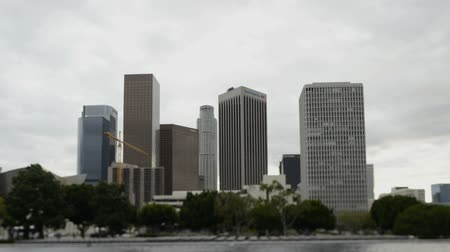 небоскреб : Downtown Los Angeles
