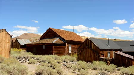 запад : Abandon Ghost Town in Northern California