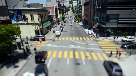 olho : View of the San Francisco Streets from Above