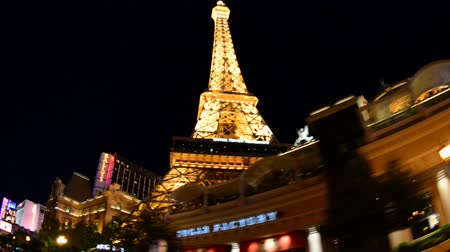 messe : Las Vegas Strip at Night