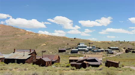 occidente : Bodie California - Abandon Mining Ghost Town - Daytime - 4K - 4096x2304