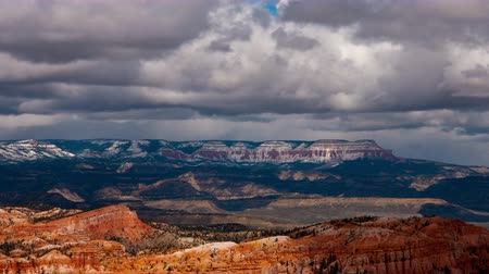 velg : Time-lapse van Bryce Canyon Utah - 4K - 4096x2304 Stockvideo