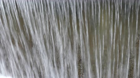 umělý : Intense waterfall background abstract clean water flowing Dostupné videozáznamy