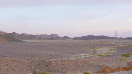 Panorama of the Arabian Desert