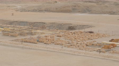Archaeological Excavations in Egypt